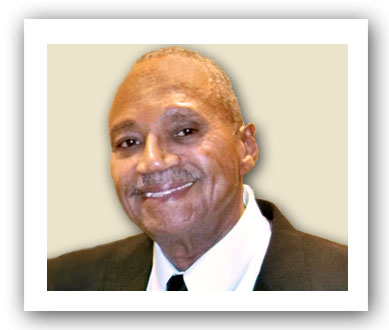Pictured, Alonzo Bell, Sr.